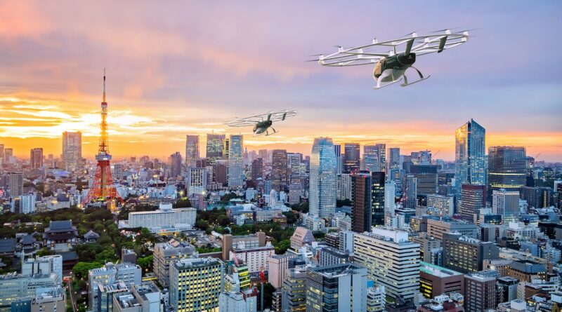 Japan Airlines Volocopter