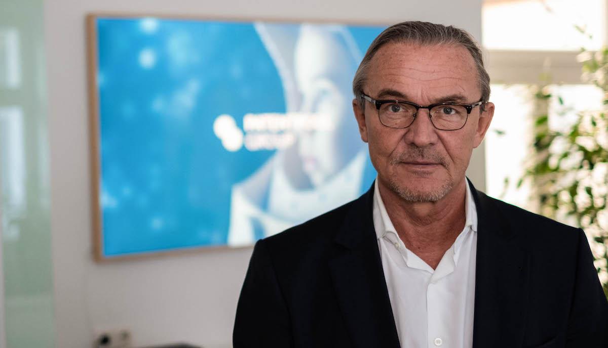 Heiner Pollert CEO Patentpool