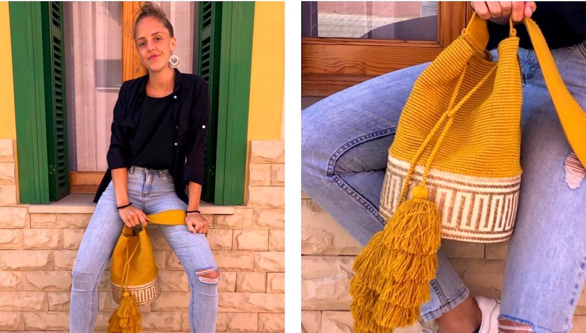 co&amor Taschen, die in Kolumbien in Handarbeit von den Wayuu Indianern gefertigt werden