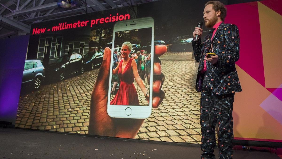 ZAUBAR Augmented Reality AR