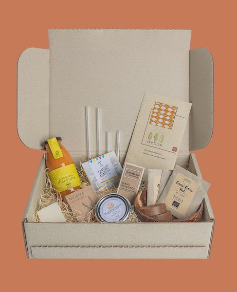 ecogift Geschenkeboxen StartUps