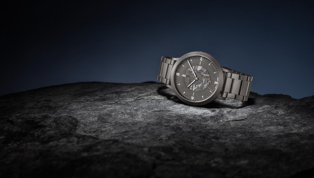 Zeitgeist Limited Edition Meteorite