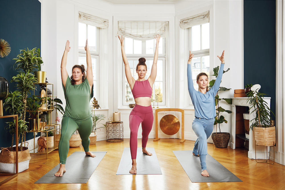 chakrana Yoga Mode Easy-Flow-System Made in Germany
