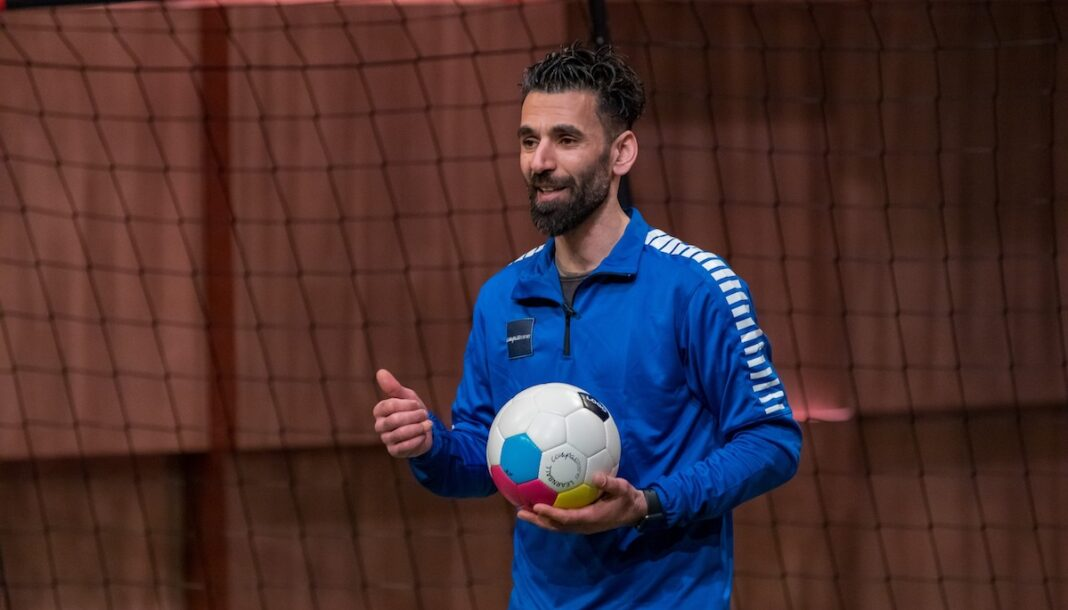 Devran Sezek Compasstrainer Fußball Höhle der Löwen