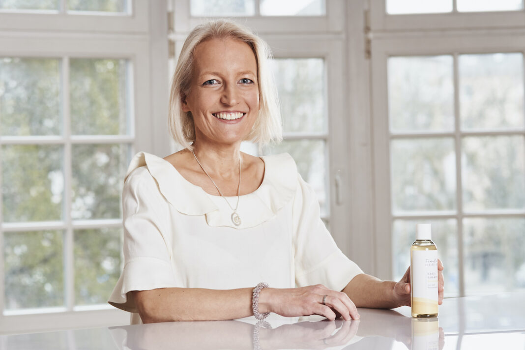 Fräulein Haircare personalisierbare Shampoos veganer Naturkosmetik