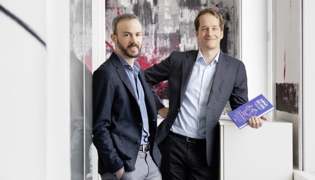 company building unternehmen start-ups