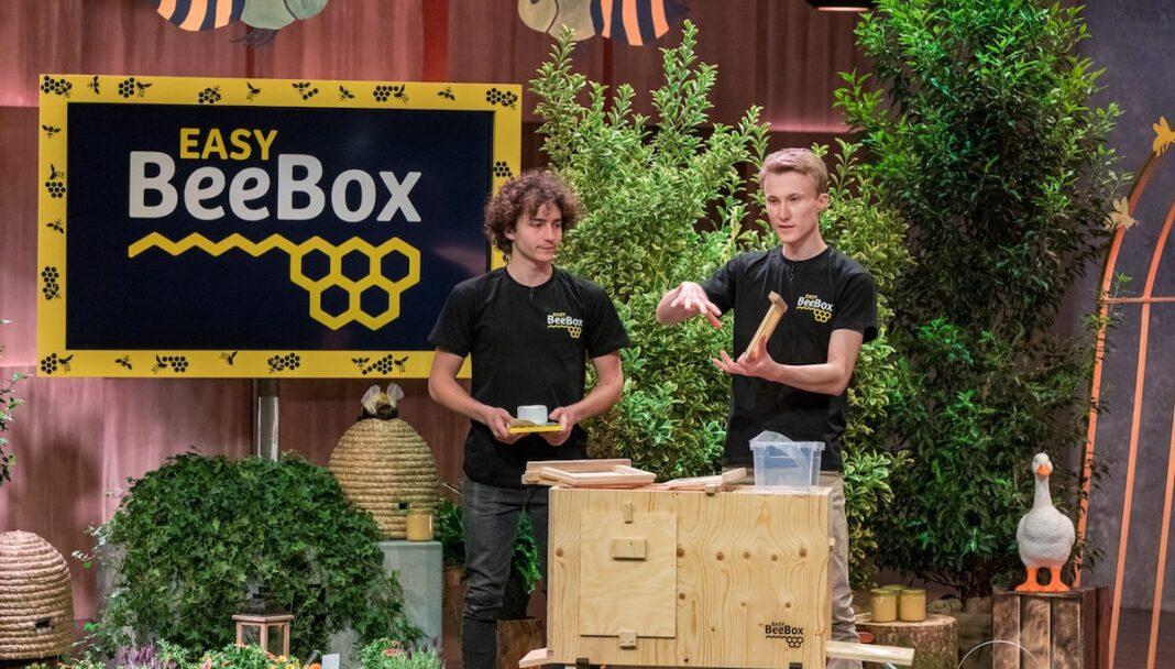 easyBeeBox Bienenkasten eigenes Bienenvolk Garten Höhle der Löwen