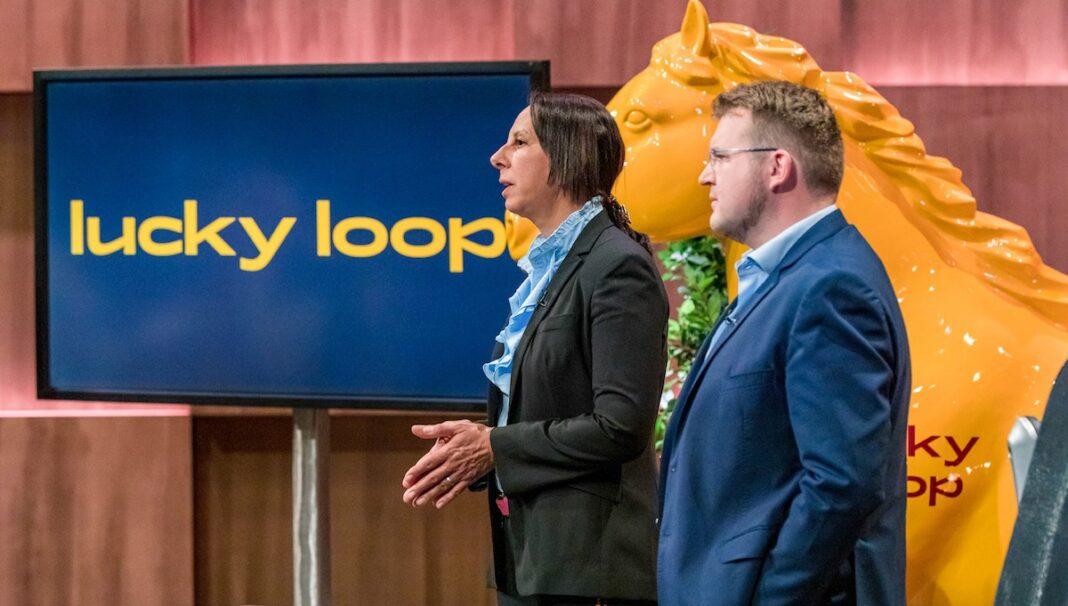 Mariam Vollmar lucky loop reitdynamische Sitzfläche Höhle der Löwen