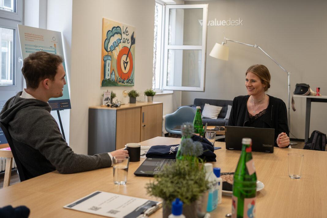 Recruiting-Tipps für Startups / Step by step zum Dream-Team