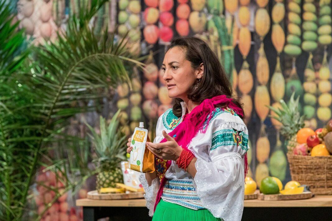 Paulina Carrera Hilli Fruits Fruchtpüree 100% Frucht Höhle der Löwen