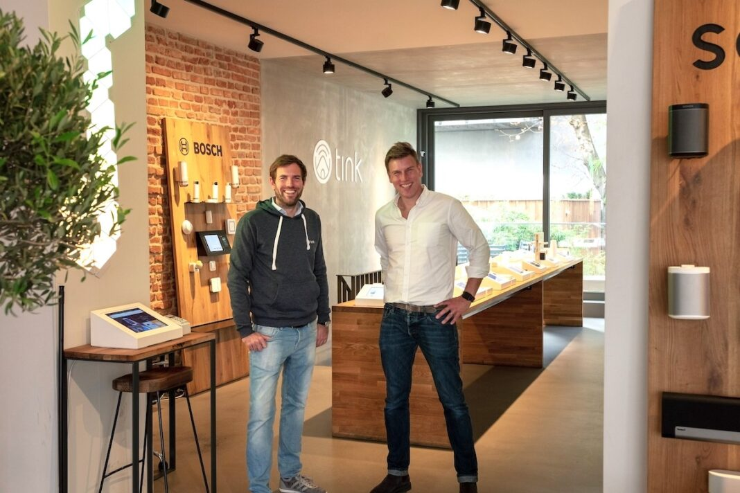 tink iot smart home
