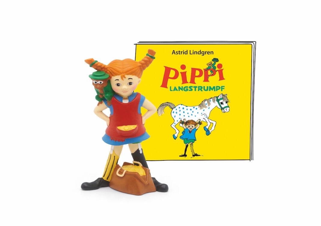 Pippi Langstrumpf Toniebox