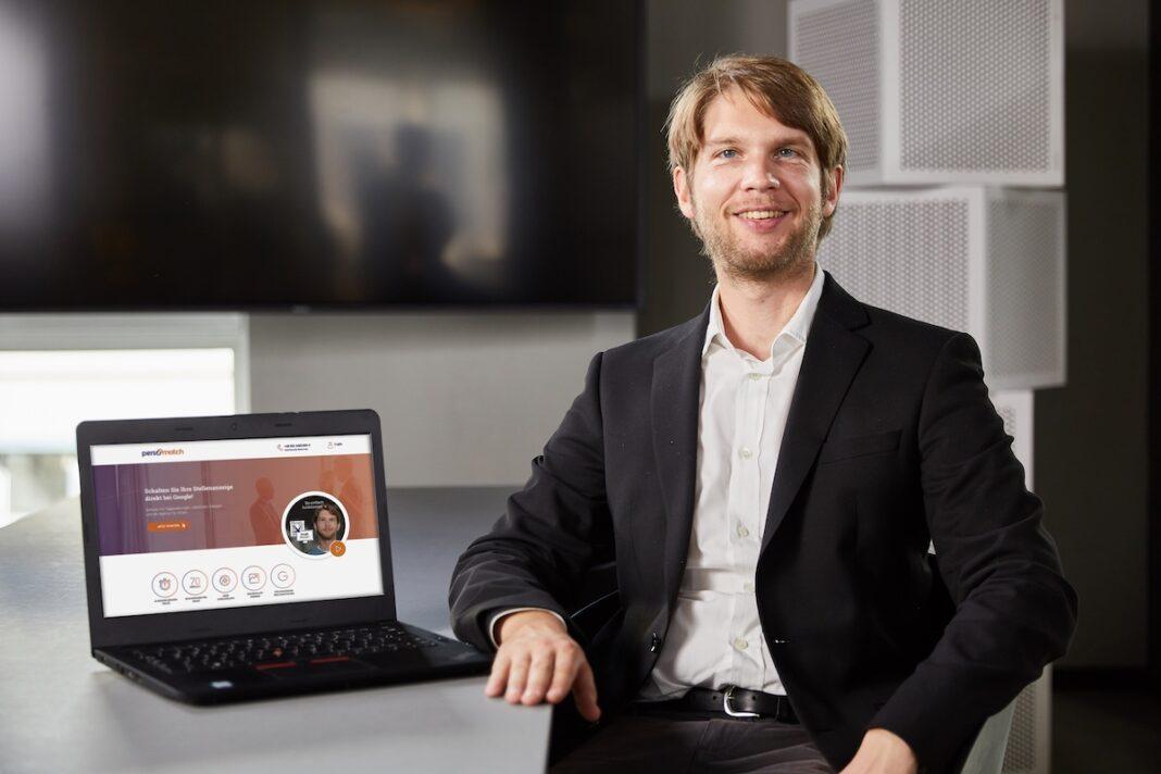 Jobadvance GmbH unterbreitet personalsuchenden Unternehmen individuelle Angebote, um so maßgeschneiderte Personalgewinnung über Google Anzeigen zu betreiben.
