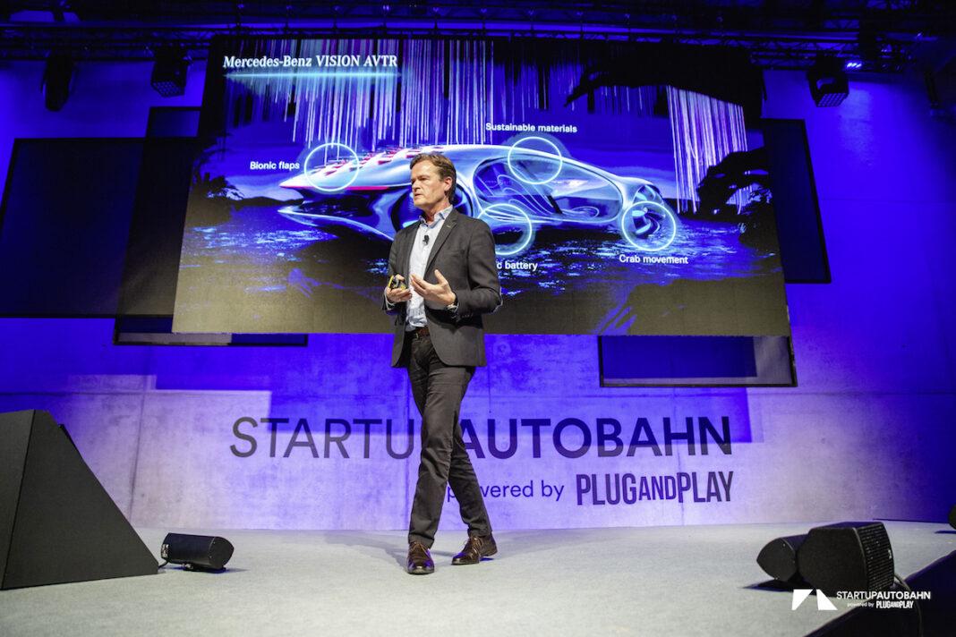 STARTUP AUTOBAHN: Die Innovationsplattform