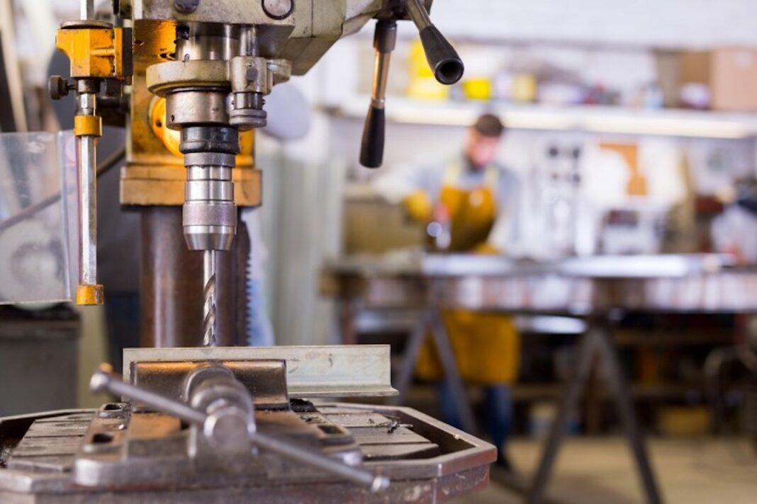 Maschinen beschaffung Startups