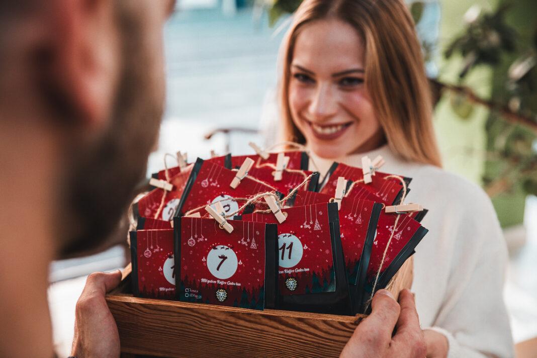 Barista Royal Premium Kaffee Adventskalender 2021