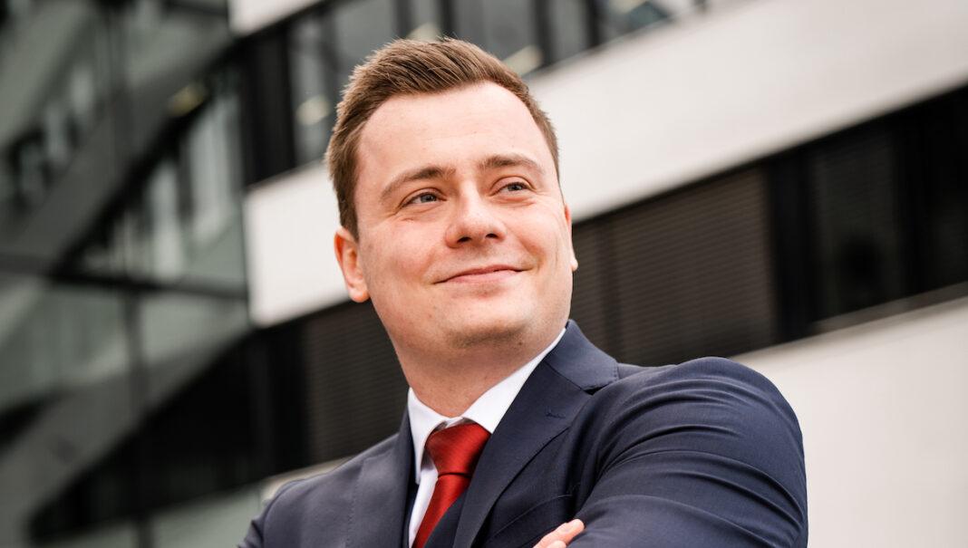 Grigori Kalinski start-up schritten