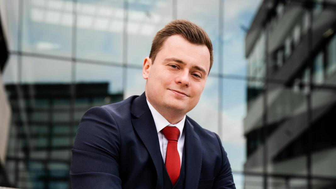 Grigori Kalinski startup corona