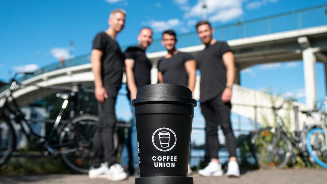 Coffee Union entdecke per App Cafes in deiner Stadt und hilf dabei, Plastikmüll zu vermeiden!