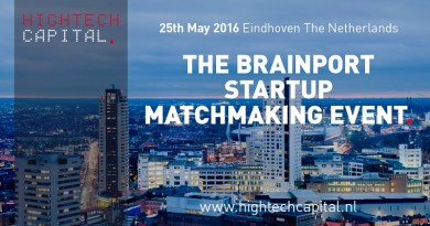 Startups and investors meet in Brainport
