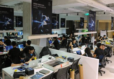 Daimler holds first Hackathon in China