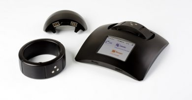 Geosatis Technology electronic ankle bracelet