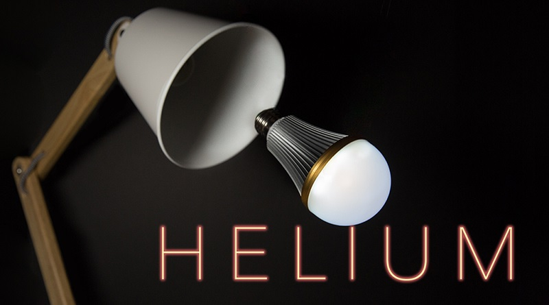 IntBridge launched the Helium Smart Light Bulb