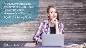 SurveyCircle-find-survey-participants-for-free