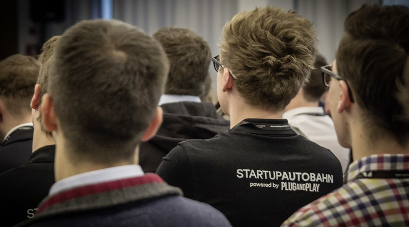 Launch of second programme of STARTUP AUTOBAHN