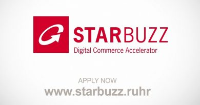 STARBUZZ: accelerating digital commerce and logistics startups