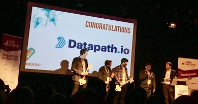 Datapath.io won the German Accelerator Tech for Silicon Valley