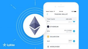 Ether Cryptocurrency Now Available on the Lykke