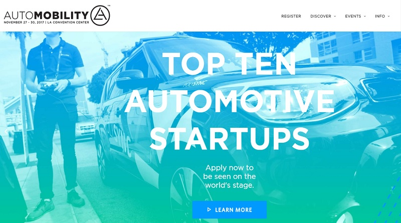 Los Angeles Auto Show Archive - The international Startup Magazine