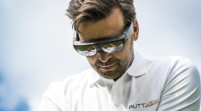 PuttView Glasses Make Debut at Porsche European Open