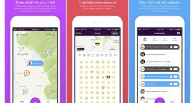 YouMap: New Emoji Based Social Mapping