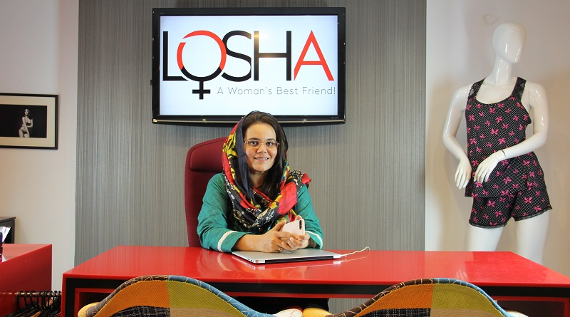 LOSHA women innerwear all across Pakistan