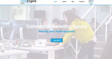 ThinkEngine Digital Marketing Social Media