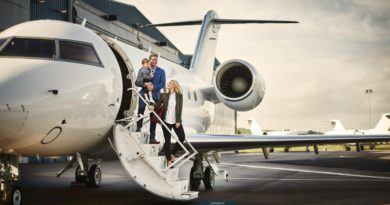 Stratajet private jets charter