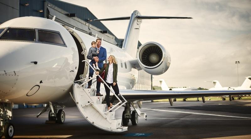 Stratajet private jets charter