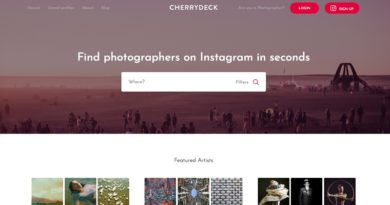 Cherrydeck business directory Instagram