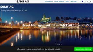 SAMT AG Asset Management scientific