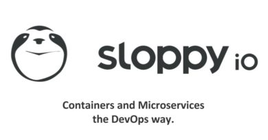 sloppy.io container