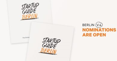 The Startup Guide Series is Back in Berlin for Vol. 4