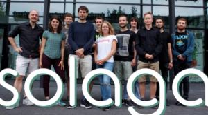 Solaga biogas biofilm