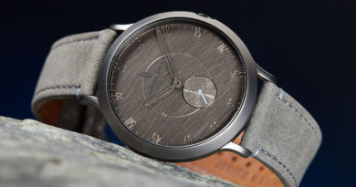 A Watch That's out of This World