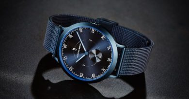 Blue Christmas with the L1 'All Blue' by Lilienthal Berlin