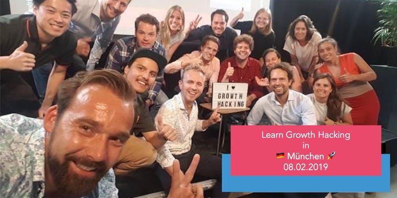 Growth Hacking Bootcamp - Munich