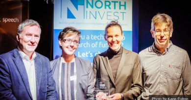 Startup challenge success for London to Leeds Edtech social enterprise Lift Lessons