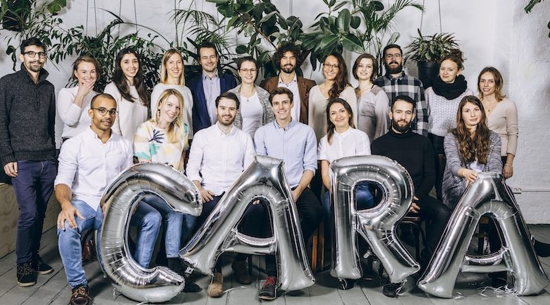 Cara Care Raises $7M Series A - Johnson & Johnson