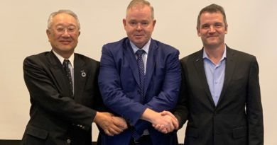 Steven Wyatt Elected New President of World Robotics Federation IFR